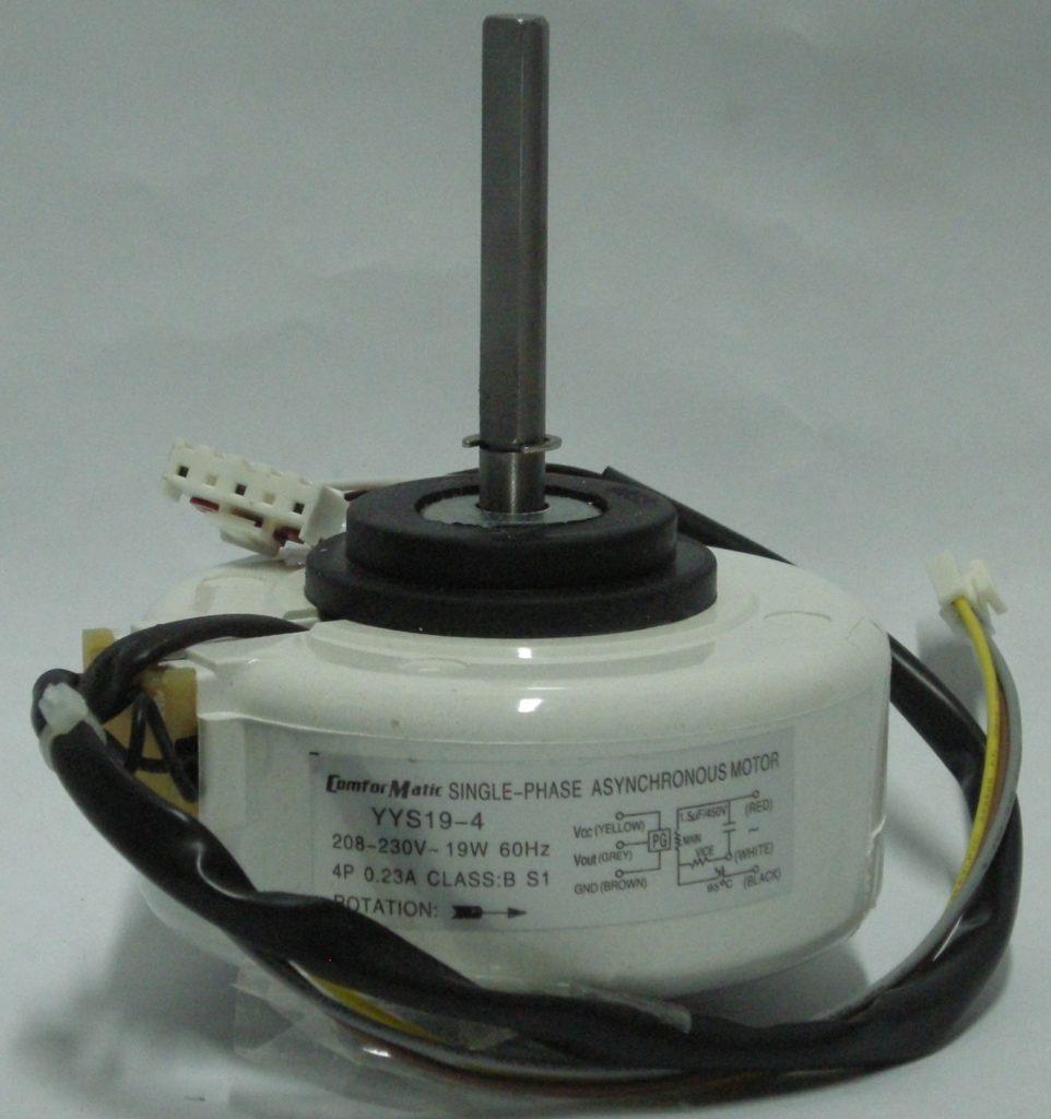 motor ventilador aire acondicionado split
