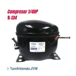 Compresor de nevera 1_4 HP
