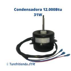 Motor de Aire Acondicionado Split condensadora