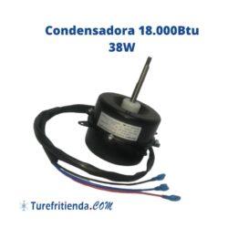 Motor de Aire Acondicionado Split condensadora 18000