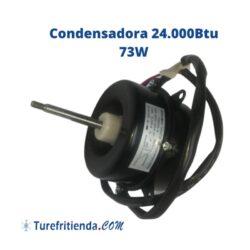 Motor de Aire Acondicionado Split condensadora 24000
