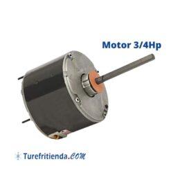 Motor de ventilador para aire acondicionado