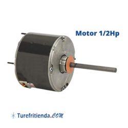 Motor de ventilador para aire acondicionado 1_2 hp